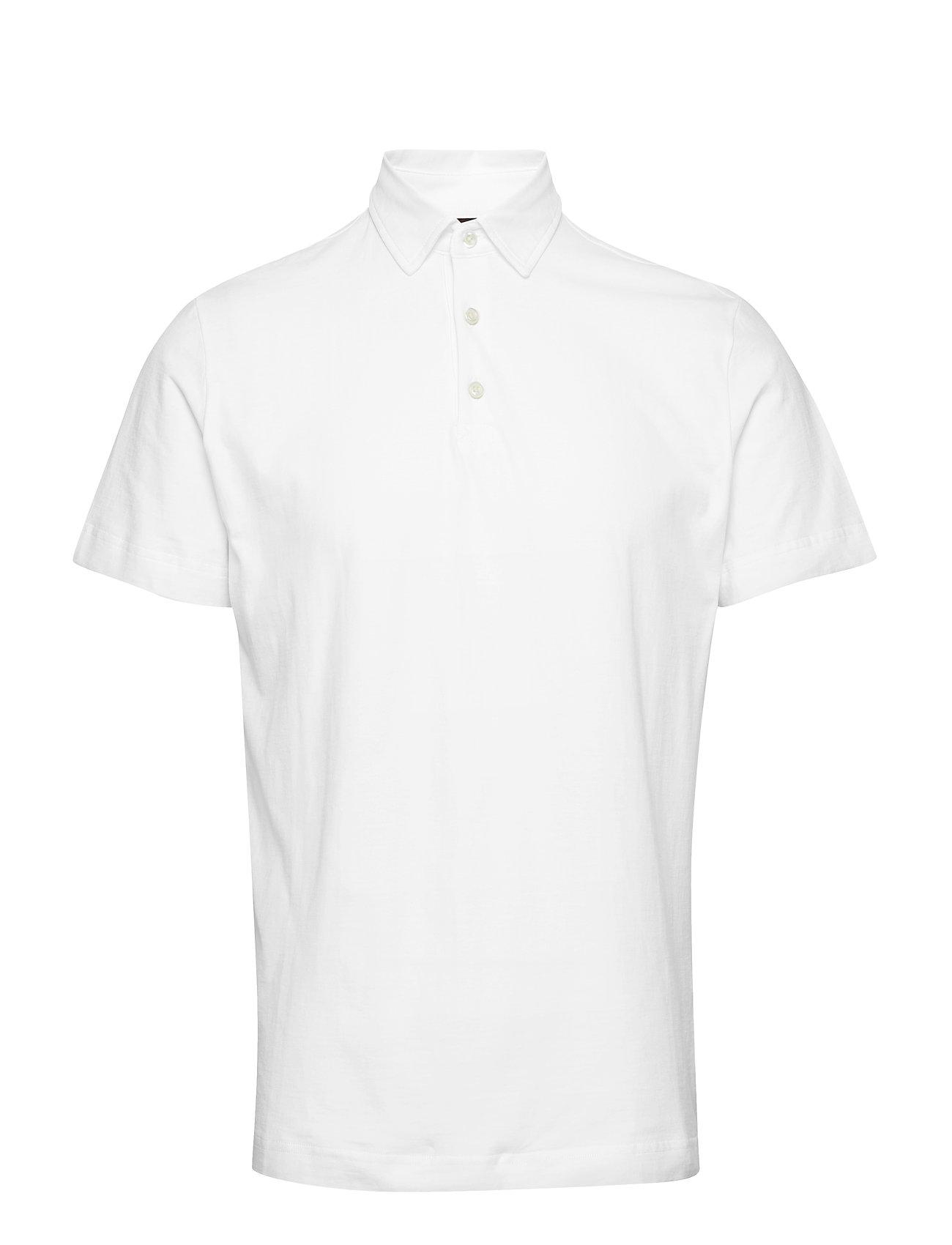 Oscar Jacobson Zine Poloshirt - 910 - OFF WHITE