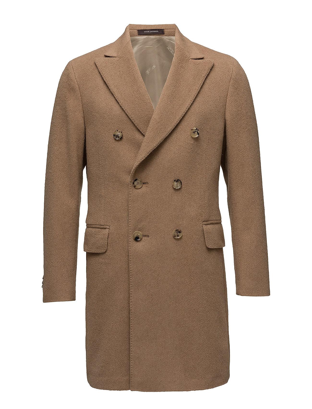 Oscar Jacobson Saul Delux Coat Ytterkläder