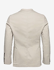 Oscar Jacobson - Egel Patch Blazer - single breasted blazers - ecru - 1