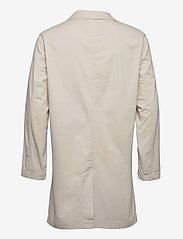 Oscar Jacobson - Colombo Coat - manteaux legères - ecru - 1