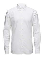 Harry 2 slim shirt - WHITE