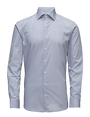 Harald slim shirt - 277 - SUMMER SKY BLUE