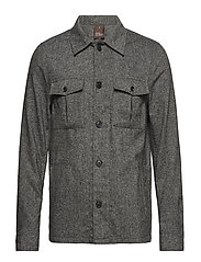 Helge shirt Jacket - 134 - GREY