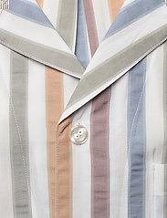 Oscar Jacobson - Hilmer reg shirt - oxford shirts - snow white - 2