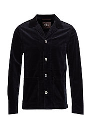 Hampus shirt Jacket - 210 - NAVY
