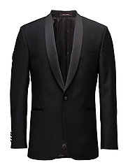 Oscar Jacobson Filip Blazer - BLACK