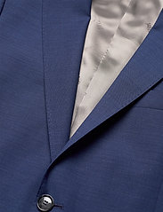 Oscar Jacobson - Edmund Blazer - enkelknäppta kavajer - blue - 2