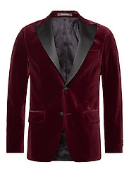 Elder Blazer - 616 - CARDINAL RED