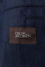 Oscar Jacobson - Egel Blazer - enkelknäppta kostymer - 210 - navy - 4