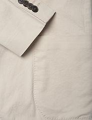 Oscar Jacobson - Egel Patch Blazer - single breasted blazers - ecru - 3