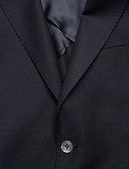 Oscar Jacobson - Egel Soft Blazer - single breasted blazers - navy - 2