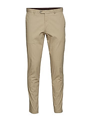 Denz Trousers - 472 - BEIGE