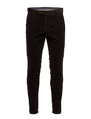 Denz Trousers - 510 - BROWN