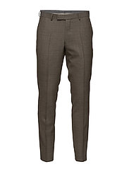 Denz Trousers - 550 - BROWN