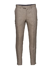 Denz Trousers - 470 - LIGHT BEIGE