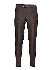 Denz Trousers - 589 - EARTH BROWN