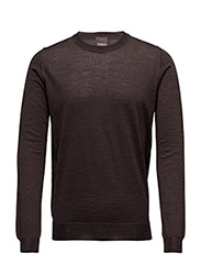 Custer Roundneck - 534 - COFFEE