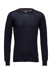 Custer Roundneck - 210 - Navy