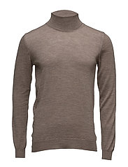 Cole Rollneck - 407 - BRINDLE BEIGE