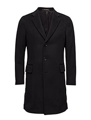 Snyder Coat - 310 - BLACK