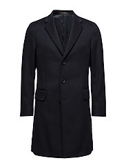 Snyder Coat - 210 - NAVY