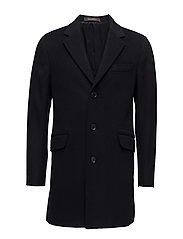 Saks Coat - 210 - NAVY