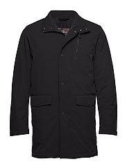 Danton Coat - 310 - BLACK