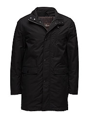 Danton Coat - 310 - BLACK