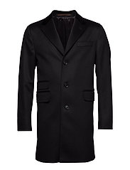 Sye Coat - 311 - BLACK