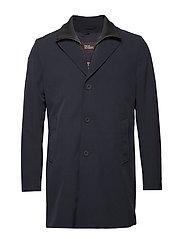 Dalton Coat - 210 - NAVY