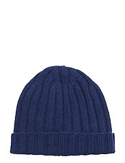 Knitted Hat - 237 - BLUE PRINT