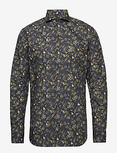Herman slim shirt - business-paidat - 221 - city marine