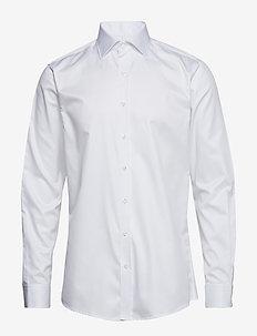 Hawk slim shirt - WHITE
