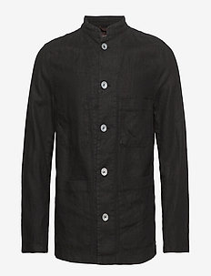 Hannu shirt Jacket - 310 - BLACK