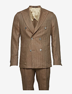 Erik Suit - 583 - CHESTNUT