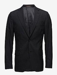 Edmund Blazer - enkeltkneppede dresser - 110 - dark grey