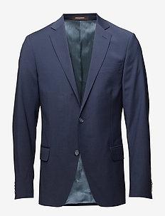 Edmund Blazer - enkeltkneppede dresser - french blue