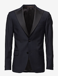 Elder Blazer - blazers à boutonnage simple - 210 - navy