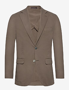 Ferry Blazer - enkeltkneppede blazere - 858 - spruce