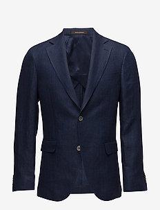 Egel Blazer - single breasted suits - 210 - navy