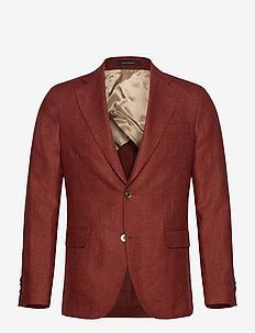Egel Blazer - single breasted suits - 635 - dusty pink