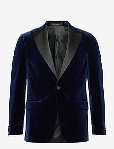 Frampton Blazer - single breasted blazers - navy