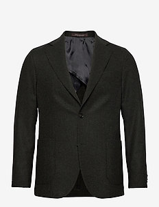 Egel Patch Blazer - kavajer - green