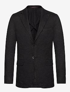 Ever GD Blazer - yksiriviset bleiserit - 310 - black