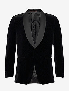 Figaro Blazer - smokings - black