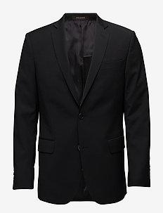 Floyd Blazer - enkeltkneppede blazere - black