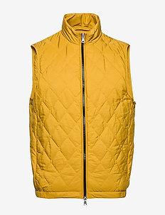 Liner Waistcoat - 741 - YELLOW