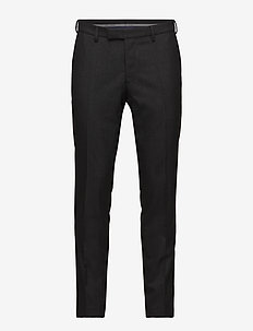 Diego Trousers - puvunhousut - 110 - dark grey