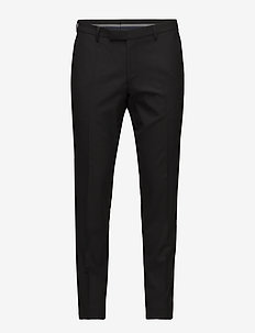 Diego Trousers - puvunhousut - 310 - black