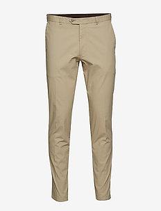 Denz Trousers - 472 - BEIGE